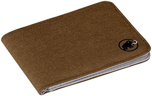Mammut Flap Wallet Mélange Geldbörse, Timber, one Size -