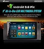 Erisin ES7902B 9' 8-Core Android 9.0 für BMW 5 Series E39 E53 X5 M5 Navi 4G