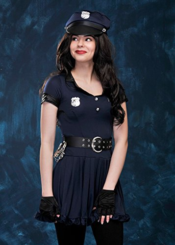Magic Box Int. Teen Größe Polizei Polizist Cutie Kostüm Large 8-10 ()