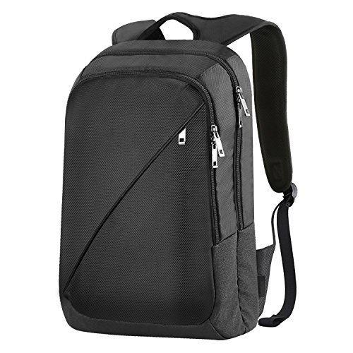 Imagen de icase4u  backpack impermeable para portátiles 15.6 pulgada y netbooks  para pc 19l