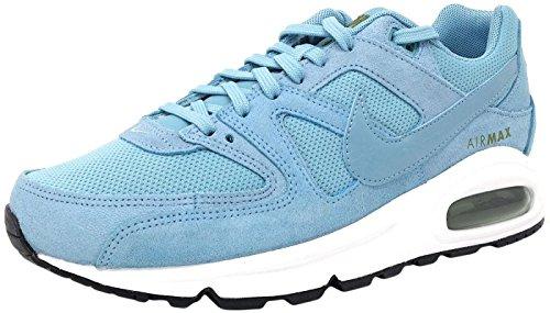 Nike 397690, Sandalias con Plataforma para Mujer, (Azul Marzo), 38 EU