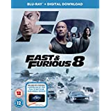 Fast & Furious 8 BD + digital download