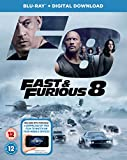 Fast & Furious 8 BD + digital download [Blu-ray] [2017] [Region Free]