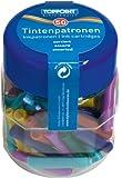 100 Füllerpatronen Patronen für Füller farbig