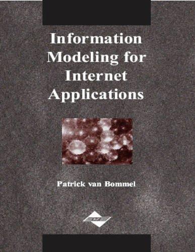 Information Modeling for Internet Applications