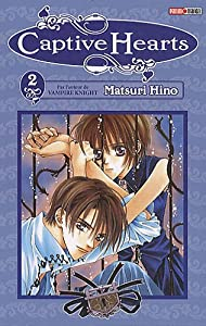 Captive Hearts Edition simple Tome 2