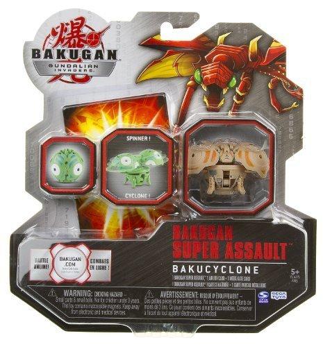 BakuCyclone (Subterra): Bakugan Super Assault - Bakugan Gundalian Invaders Se... by Bakugan