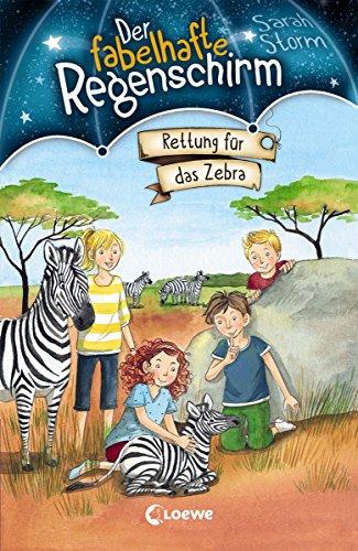 Der fabelhafte Regenschirm 2 - Rettung für das Zebra