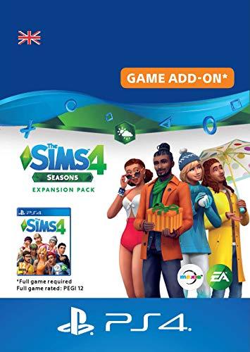 The Sims 4 Seasons DLC - PS4 Download Code - UK Account