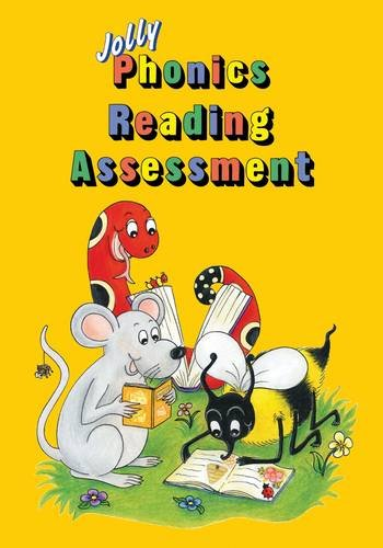 Jolly Phonics Reading Assessment: in Precursive Letters (BE)