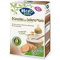 Hero Babynatur 8 Cereales con Galleta Maria - 500 g