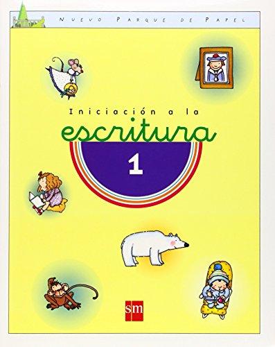 Iniciación a la escritura 1 y 2. Nuevo parque de papel - 9788434864085 por María Castillo