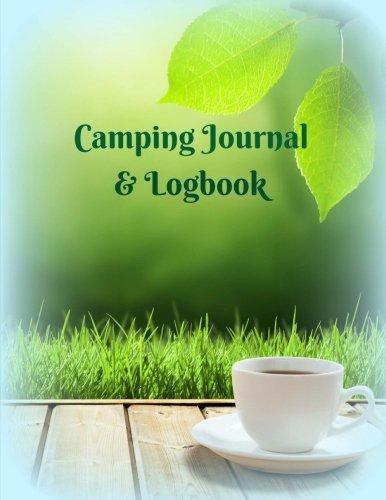 Preisvergleich Produktbild Camping Journal and Logbook (JUMBO **8 x 11** Trip Journal and Travel Memory Book)