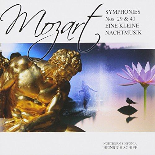Sinfonien 29 & 40/Nachtmusik Nse Serie