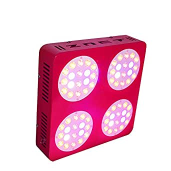 300Watt HPS Ersatz ZNET4 LED Grow Light,Professionelle Vollspektrum LED Grow Lampe,LED Pflanzenlampe