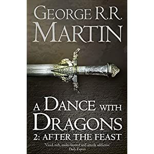 Lis A Dance With Dragons Part 2 After The Feast Book 5
