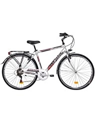 "'Bicicleta Citybike 28 ""Atala Boston, 6 velocidades, color Ultralight mate, tamaño 20 50 cm (170 mm – 185 mm)"