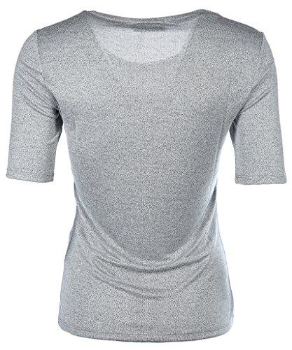 Airfield Damen Shirt SHP-622 Grau