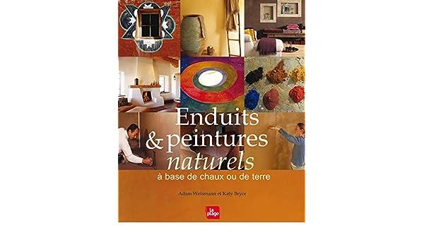 Enduits U0026 Peintures à Base De Chaux Ou De Terre: Amazon.co.uk: Yves  Saint Jours, Katy Bryce, Loïc Cohen: 9782842212049: Books