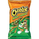 Frito Lay Cheetos Cheddar Jalapeno Crunchy, 226.8G