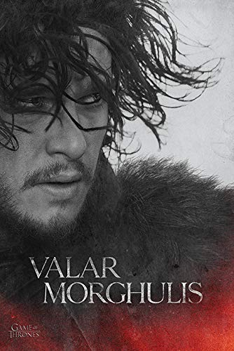 Grupo Erik Editores Game Of Thrones (Jon) - Poster