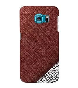 Fuson Premium Printed Hard Plastic Back Case Cover for Samsung Galaxy S6
