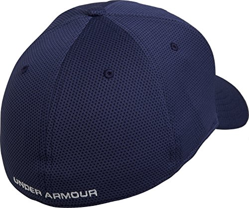 Under Armour Herren Stretchkappe Blitzing II Midnight Navy