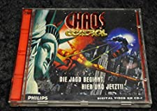 Chaos Control Philips CD-I CDI PAL Version (Interactive Movie Game)