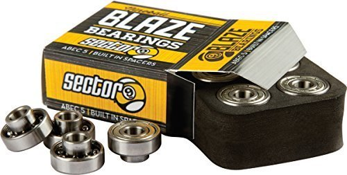 sector-9-precision-skateboard-longboard-bearings-blaze-built-in-spacer-by-sector-9