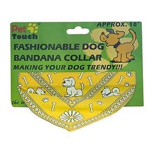 Collier de foulard de chien–45,7cm