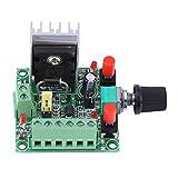GLOGLOW Schrittmotor-Controller, PWM-Impulssignal-Generator-Einstellbare Frequenz-Amplitude-Geschwindigkeits-Regler-Brett