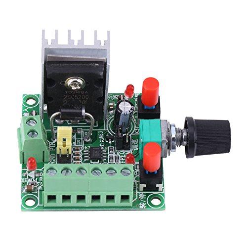 Schrittmotorsteuerung PWM-Impulssignalgenerator Geschwindigkeitsreglerplatine PWM-Signalgenerator Audio-video-test-generator