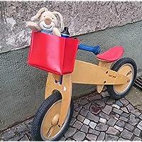 Lenkertasche für Kinderrad oder Laufrad, verschiedene Farben,LKW Plane, 20x10x15 cm