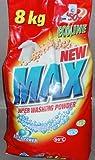 """Waschmittel """"Max"""" 8kg Waschpulver Top-Reinigung"""
