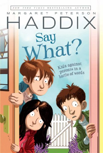 Say What? (Ready-For-Chapters)