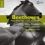 Klaviertrios Op.1 & Op.97/+