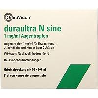 Duraultra N sine Augentropfen 10X0.6 ml preisvergleich bei billige-tabletten.eu