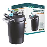 All Pond Solutions Druckfester Koiteich-Filter/UV-Sterilisator für PFC