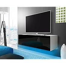 Amazon Fr Meuble Tv Suspendu