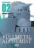 Fullmetal alchemist kanzenban 2 (CÓMIC MANGA)