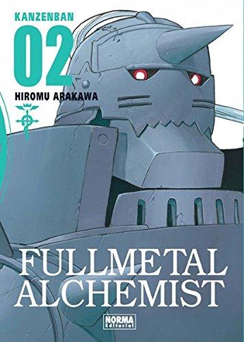 Fullmetal alchemist kanzenban 2 (CÓMIC MANGA) por Hiromu Arakawa