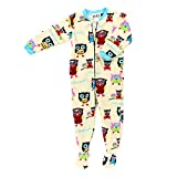 Best Lazy One Footies - LazyOne Unisex I'm Owl Yours Kids Footie All-in-One Review