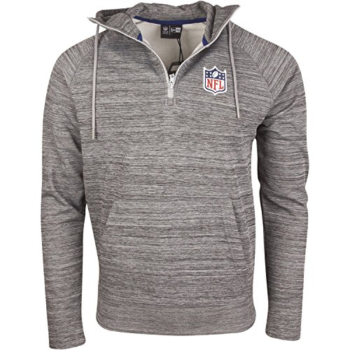 New Era Herren Hoody NFL Generic Logo Shield Grau XXL