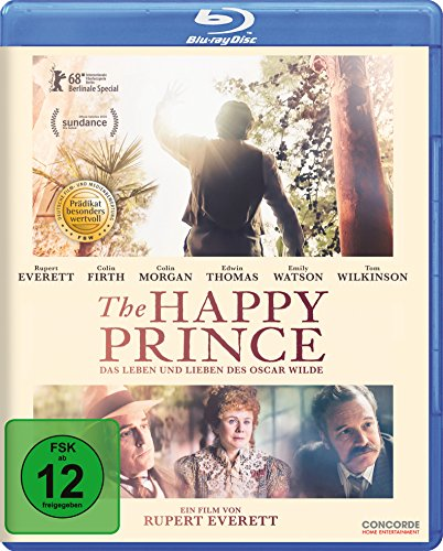 The Happy Prince [Blu-ray]