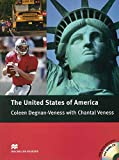 The United States of America: Pre-Intermediate Level / Landeskundliche Lektüre mit Fotos und 2 Audio-CDs (Cultural Readers)