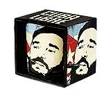Fidel Castro - Cuba Libre Porzellan Tasse - Kaffeebecher - schwarz - Lizenziertes Originaldesign - LOGOSHIRT