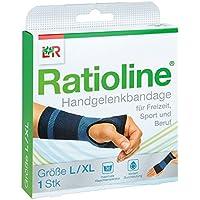 Ratioline active Handgelenkbandage Größe l/xl 1 stk preisvergleich bei billige-tabletten.eu