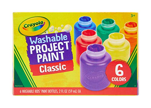 Crayola Washable Kids Paint, Pac...