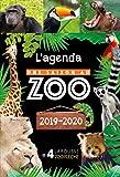 Agenda scolaire Une saison au zoo...
