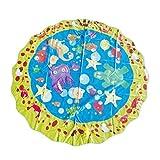 D DOLITY 1 x Juguete de Inflable Almohadilla de Agua para Niños Deportes Piscina - 100cm (39 Pulgadas)